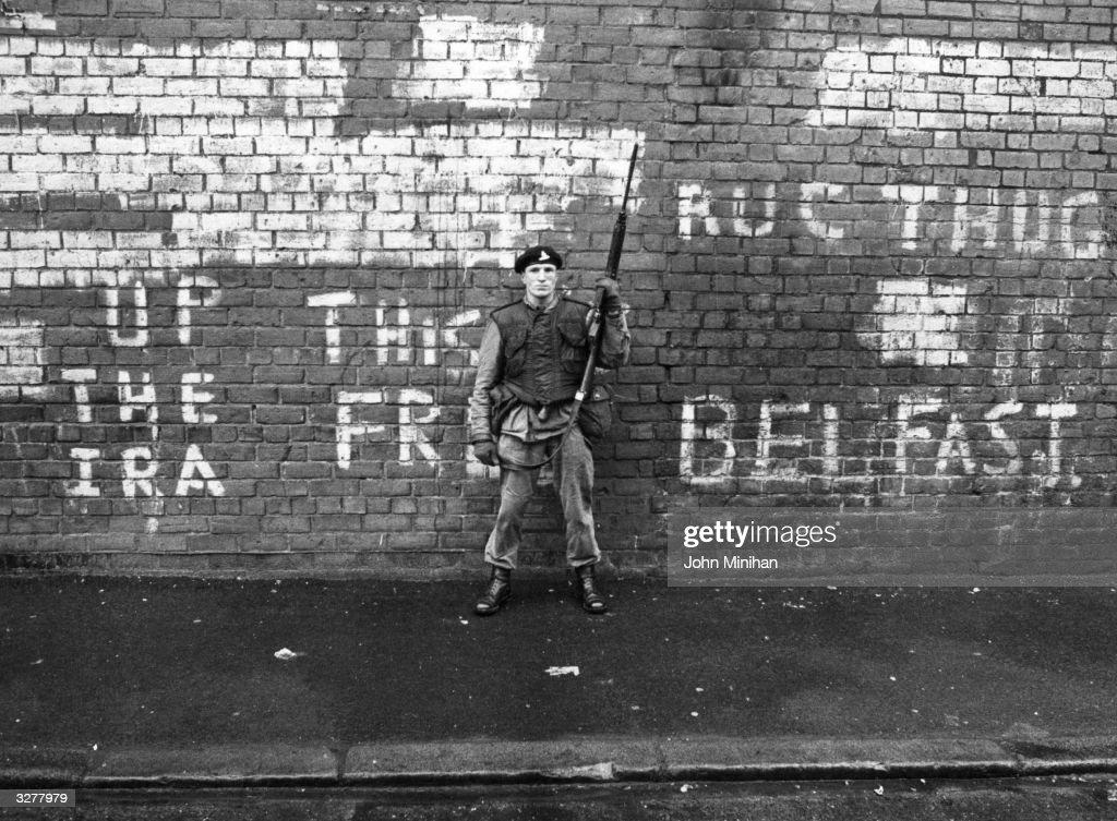 Up The IRA : News Photo