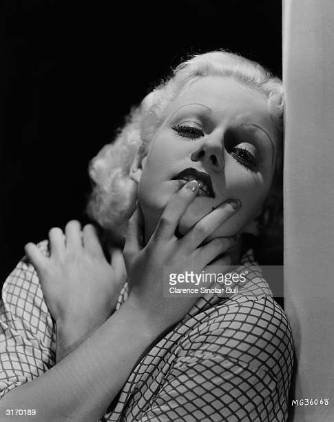 'Blonde Bombshell' and Hollywood star Jean Harlow