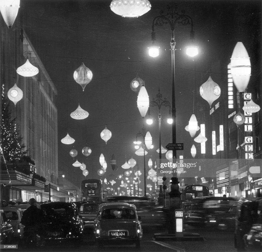 Christmas Lights : ニュース写真