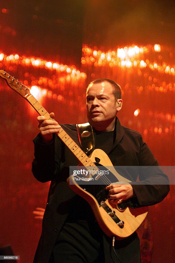 Ali Campbell from UB40 performs live on stage at the Night Of The ...