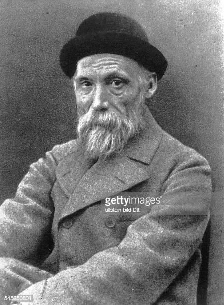 *25021841Bildender Künstler Maler FrankreichPorträt um 1900