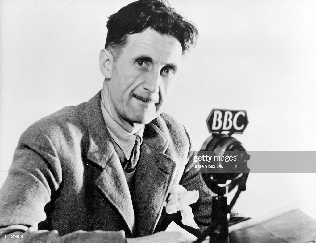 George Orwell : News Photo
