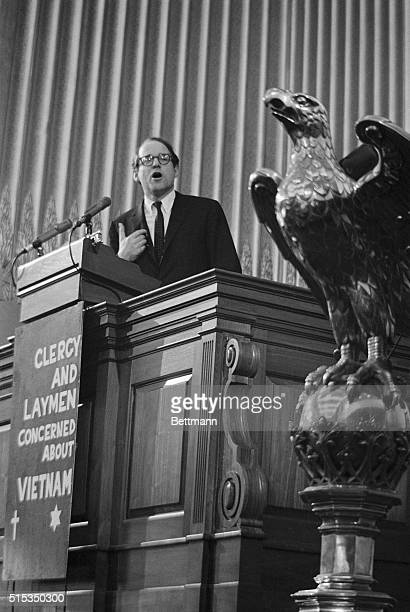 2/5/1968Washington DCClergymen and laymen of various faiths launched a Washington Mobilization to protest the Vietnam War but the Army balked at...