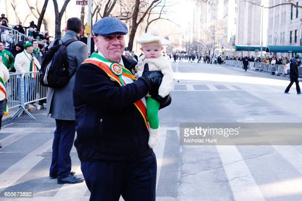 256th Annual St Patrick's Day Parade on March 17 2017 in New York City