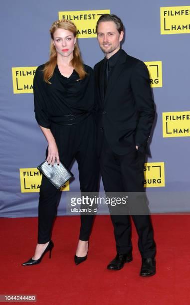 25Geburtstag Eröffnung FILMFEST HAMBUR am im CinemaxX Dammtor Esther Roling and Axel Schreiber