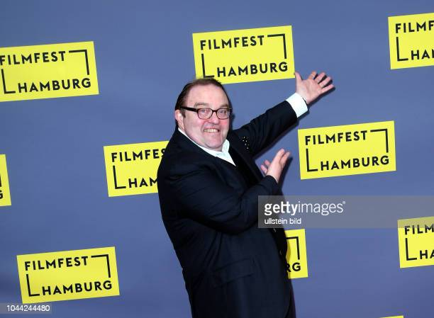 25Geburtstag Eröffnung FILMFEST HAMBUR am im CinemaxX Dammtor Gustav Peter Wöhler