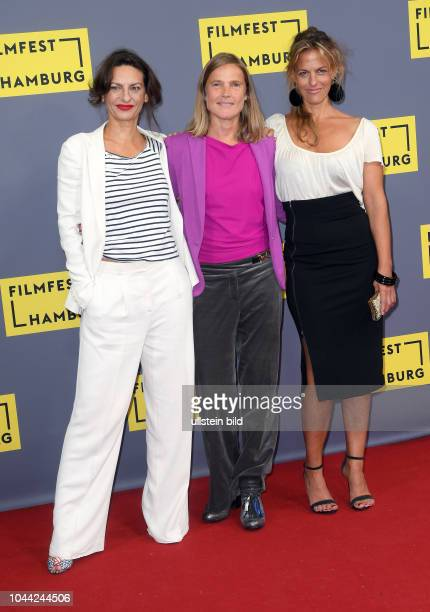 25Geburtstag Eröffnung FILMFEST HAMBUR am im CinemaxX Dammtor Catrin Striebeck Karoline Eichhorn Schwester Janna Striebeck