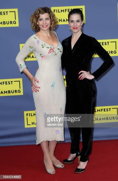 25Geburtstag Eröffnung FILMFEST HAMBUR am im CinemaxX Dammtor Anna und Anika Schäfer
