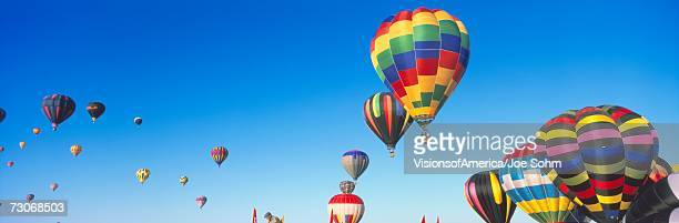 '25th Albuquerque International Balloon Fiesta, New Mexico'