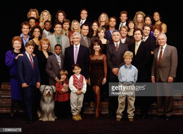 25th anniversary party - 1/23/95 The cast of the award-winning, top-rated ABC daytime drama ALL MY CHILDREN get together to celebrate 25 successful...