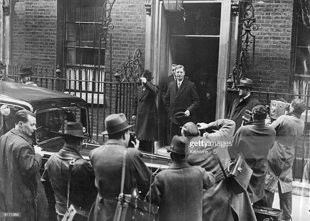 Anglo Eire Agreement Pictures Getty Images