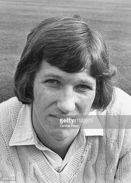 Ian Botham bowler for Somerset and England