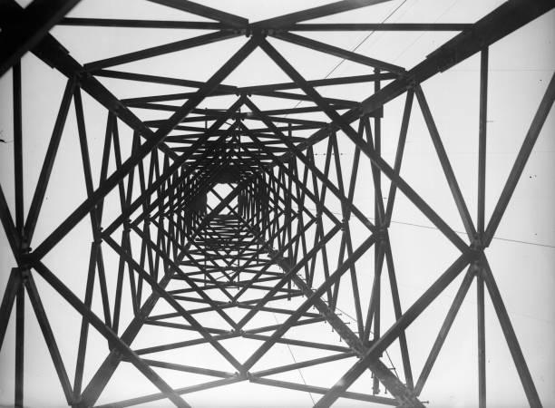 Radio Mast Wall Art