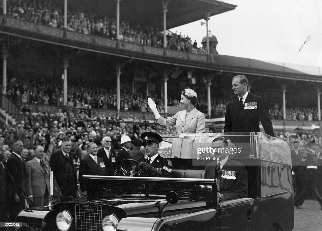 Queen In Melbourne : Nieuwsfoto's