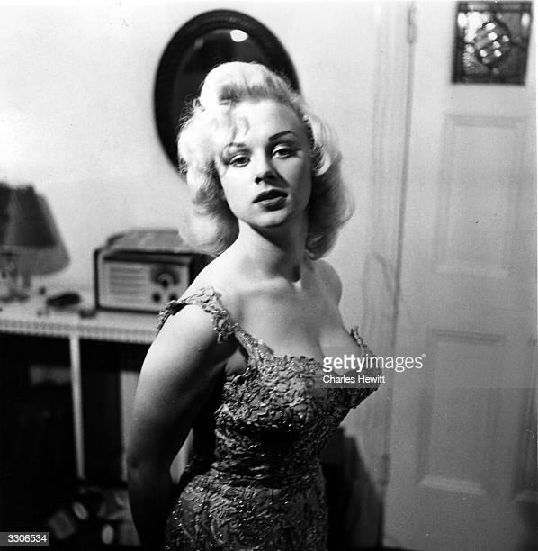 Sabrina the sex symbol film star Original Publication Picture Post 8276 Sabrina A Cult Takes To Culture pub 1956