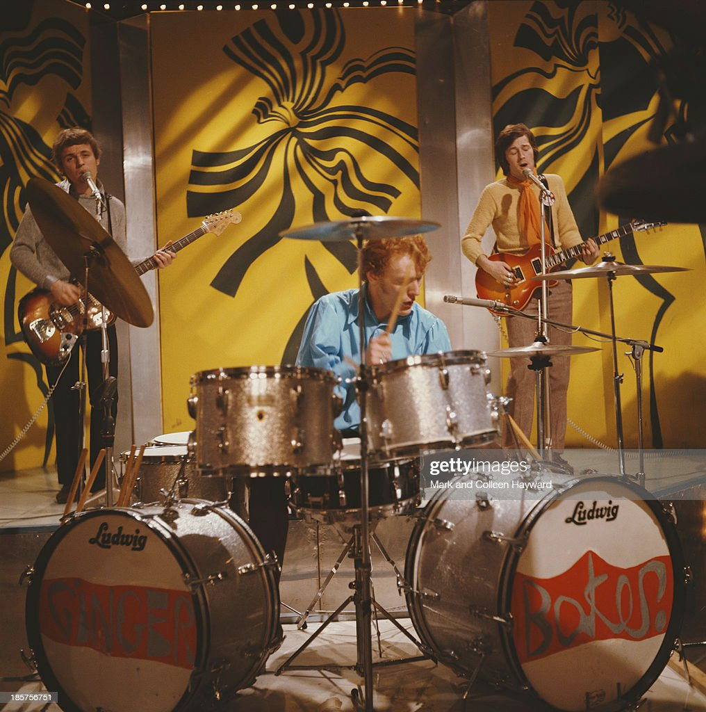 Cream On Top Of The Pops : ニュース写真