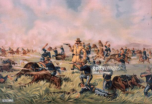 George Armstrong Custer American soldier Major general Custer leading an advance unit of the Seventh US Cavalry on 25 June 1876 discovered a Sioux...
