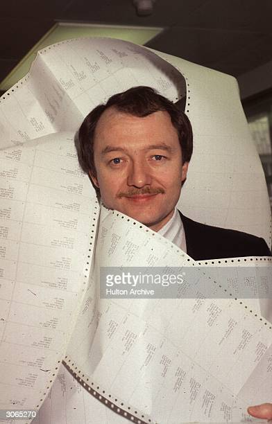 British leftwing Labour Party politician and leader of the Greater London Council Ken Livingstone is overwhelmed with the many enquiries resulting...