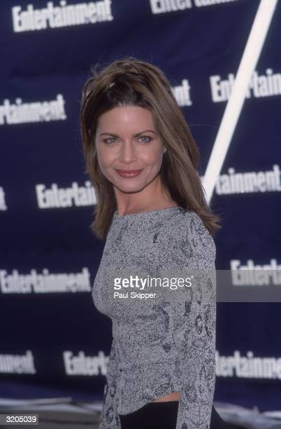 American actor Mitzi Kapture attends the Independent Feature Project/West Independent Spirit Awards in Santa Monica CA Kapture is smiling over her...