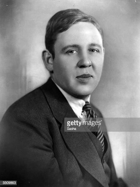Actor Charles Laughton who starred in 'The Cherry Orchard' at The Old Vic in London
