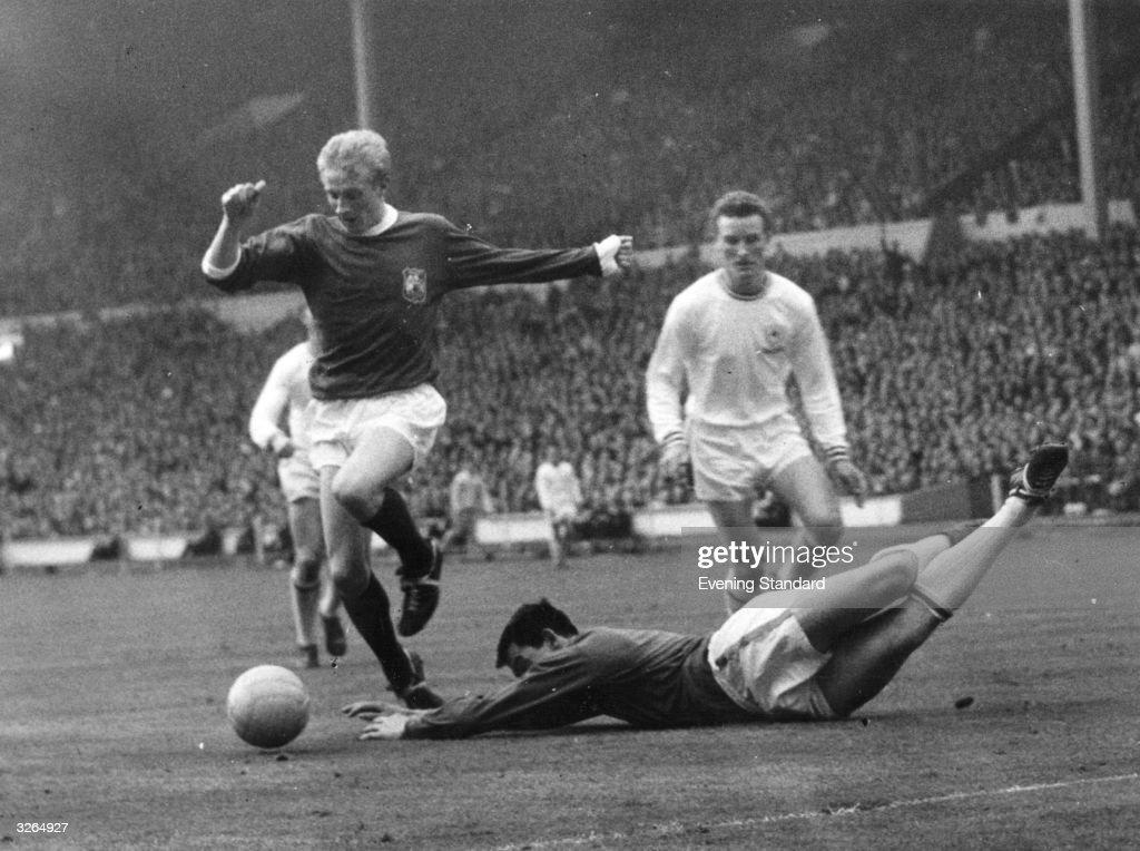 Cup Final 1963 : News Photo