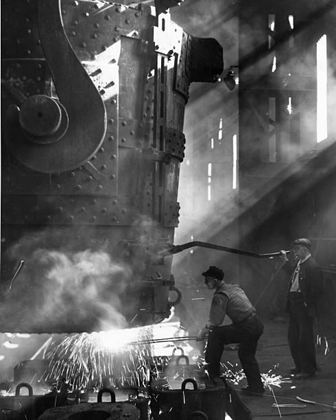 Steelworkers Wall Art