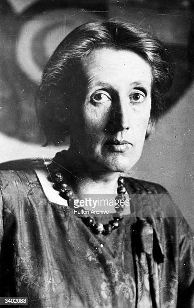 English novelist critic and essayist Virginia Woolf Woolf is regarded as one of the great modern innovators of the novel