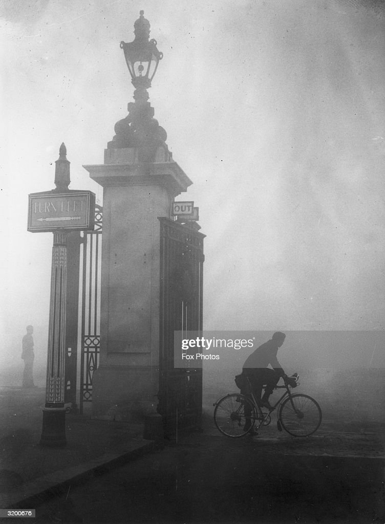 Pea Souper : News Photo