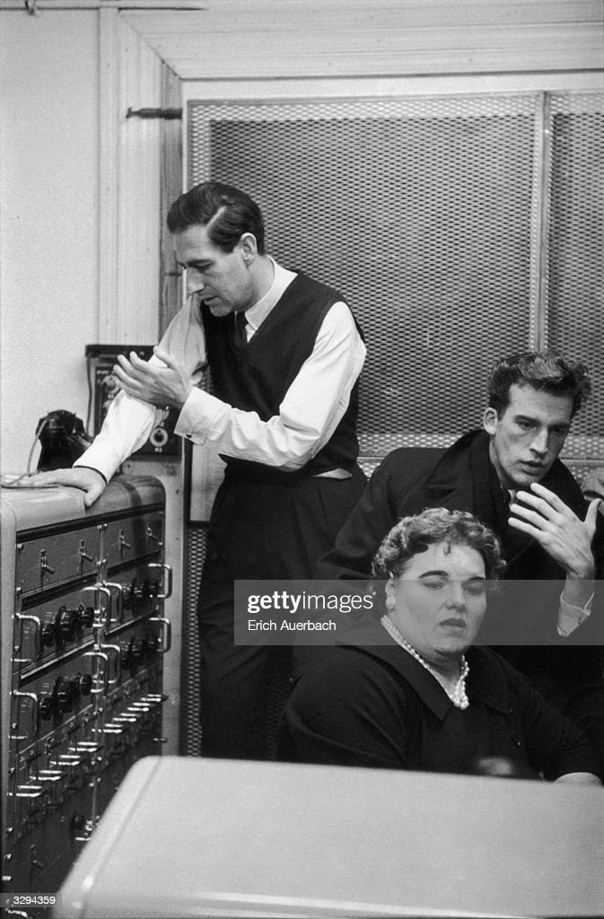 Playback Room Pictures   Getty Images