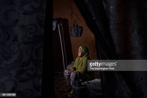 AGADEZ NIGER 25yearold Amina originally from Lagos Nigeria is currently living in Agadez Niger She claims to work as a prostitute in order to send...