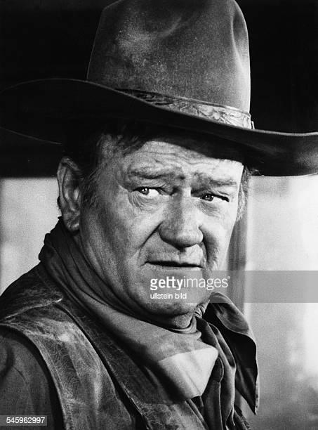*Schauspieler Film USAPorträt aus dem Film Rio Lobo 1970