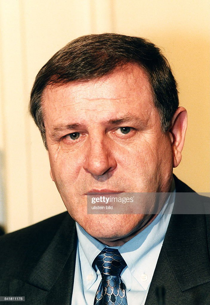 Vladimir Meciar : Nachrichtenfoto