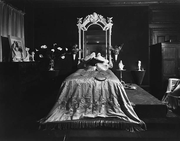 Frances Day's Bedroom