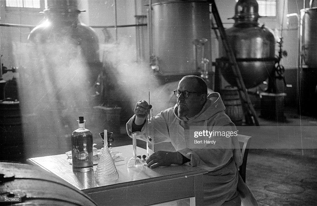 Monk's Liqueur : News Photo
