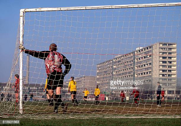 26th January 1997 Sunday Morning Football Burgess Park South London