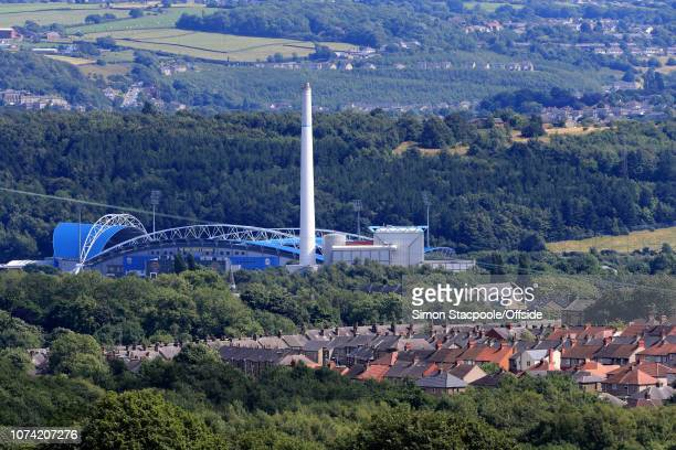 26th July 2017 - Pre-Season Friendly - Huddersfield Town v Udinese - A general view of The John Smith's Stadium - .