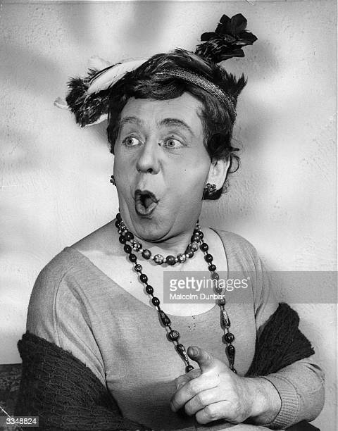 Scottish comic Alec Finlay who mainly works in musichall and as a pantomime dame Finlay born in Glasgow was an engineer before taking to the stage in...