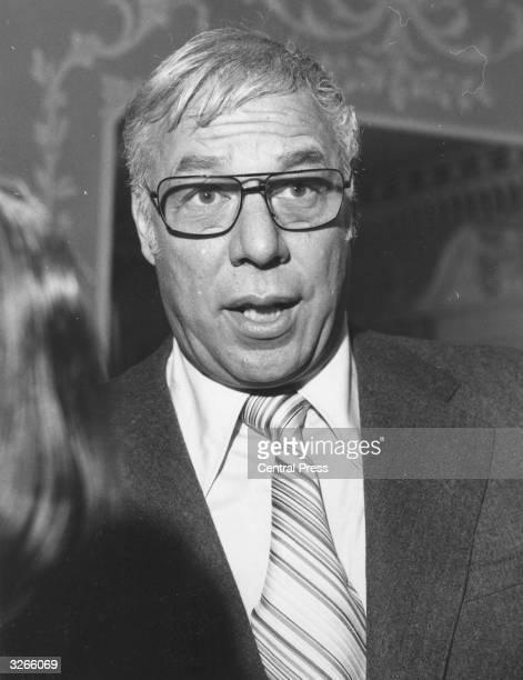 American film actor George Kennedy