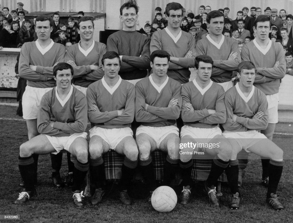 Footballer Sandy Jardine Dies At 65