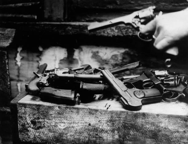 IRL: 21st November 1920 - Bloody Sunday During Irish War Of Independence