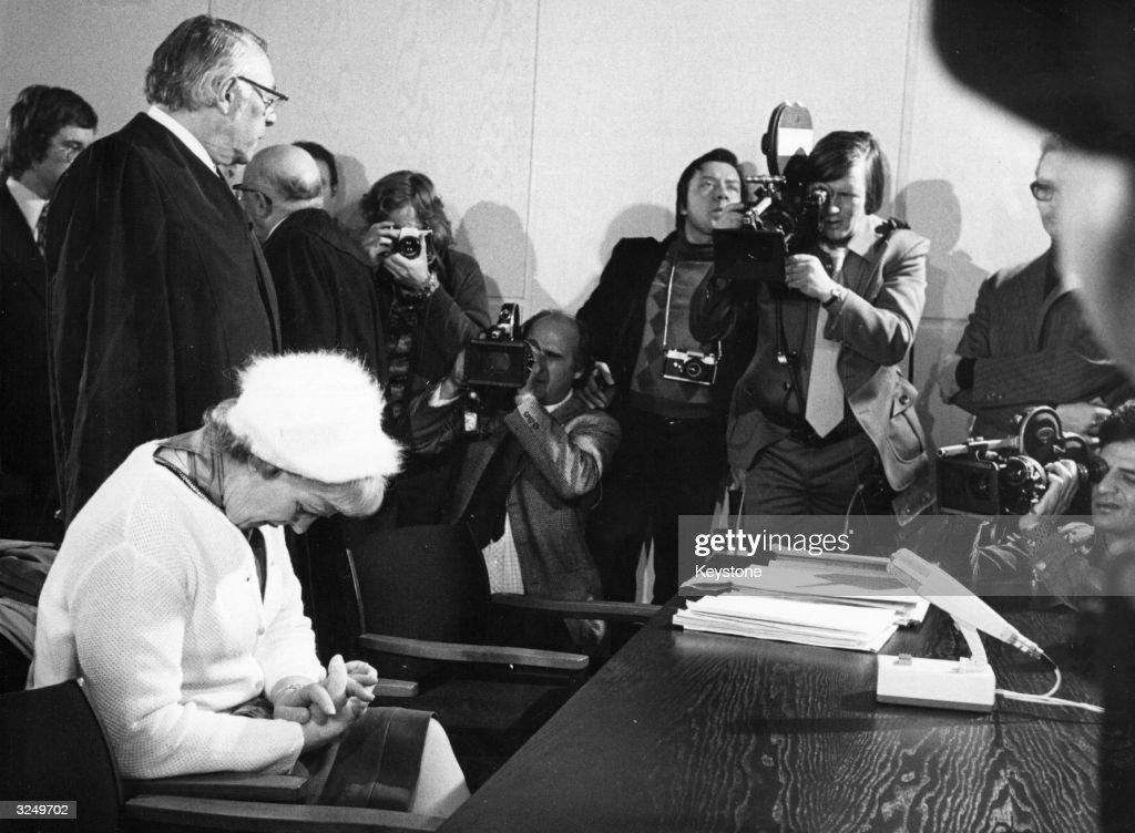 Atrocity Trial : News Photo