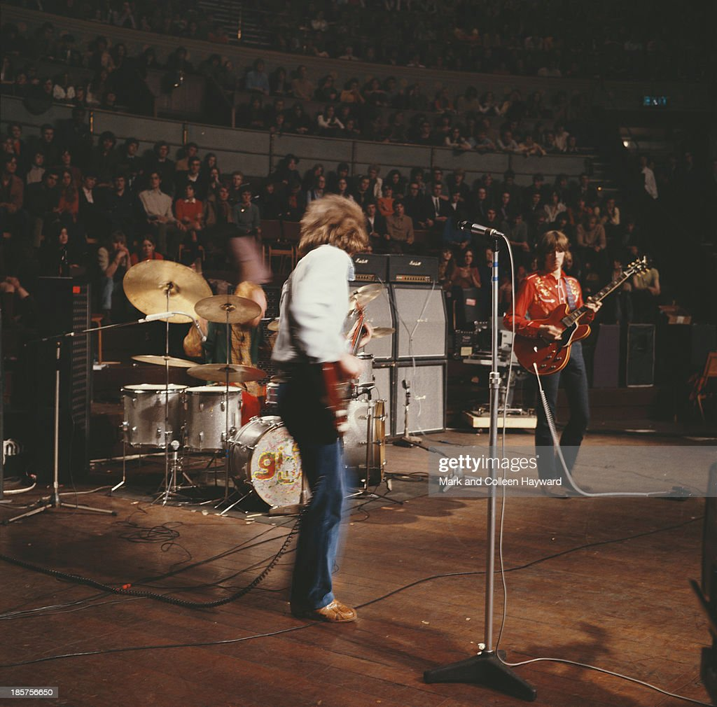 Cream Live At Royal Albert Hall : News Photo