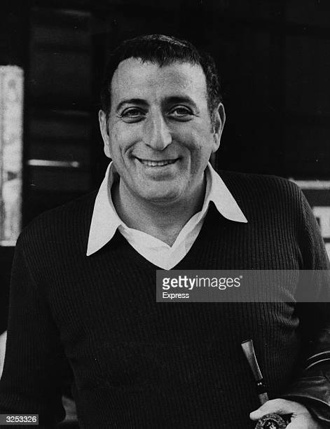 Tony Bennett the ItalianAmerican ballad singer who immortalised the song 'I Left My Heart In San Francisco'