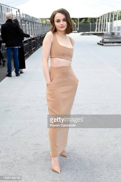26th SAG Awards Ambassador Joey King attends the Silver Carpet Roll Out Event for the 26th Annual Screen Actors Guild Awards at The Shrine Auditorium...