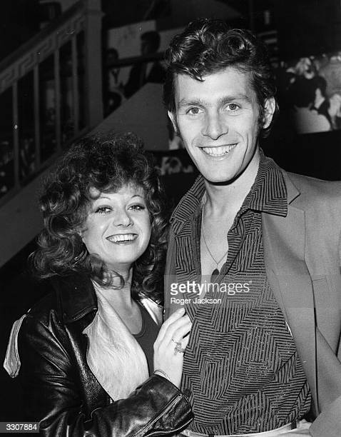 Musical actors Paul Nicholas and Elaine Paige step into the lead roles of the hit Broadway musical 'Grease' at the New London Theatre Drury Lane Both...