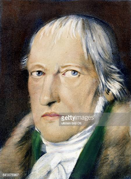 *2708177014111831German philosopherpainting by Jakob Schlesinger around 1825