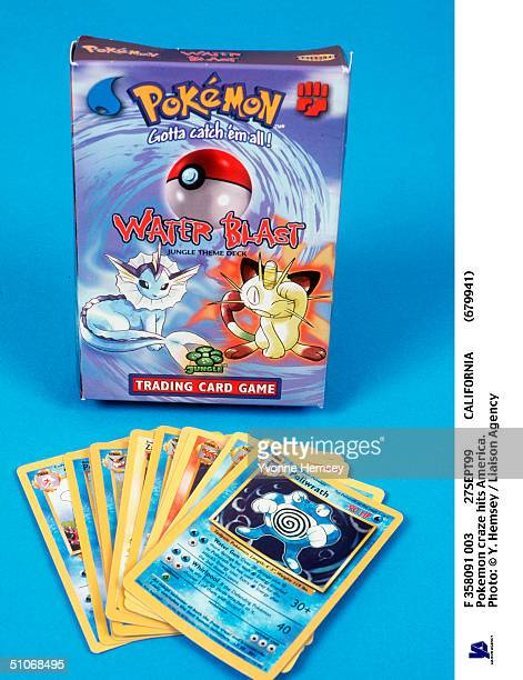 F 358091 003 27Sept99 California Pokemon Craze Hits America