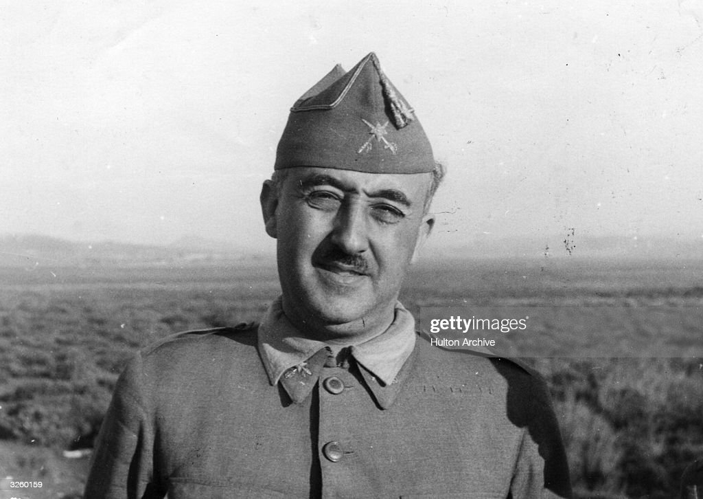 Francisco Franco : News Photo