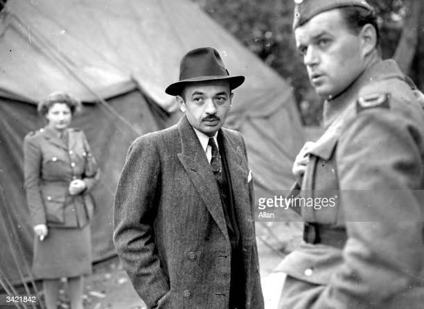 Dr S Bendel who gave evidence in a War Crimes trial concerning Belsen.