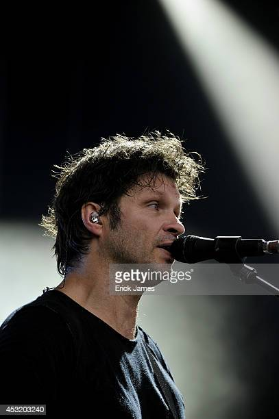 Detroit performs live during the Paleo Festival on July 27th 2014 in Nyon Switzerland